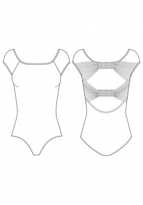 Body Kylie Negro Dincwear